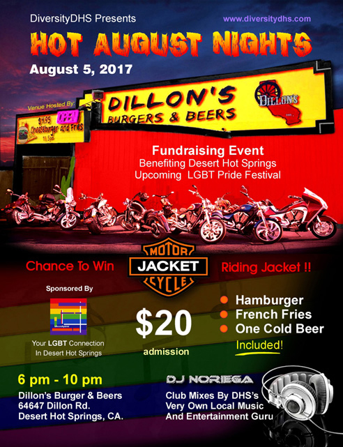 Dillon's Hot August Nights