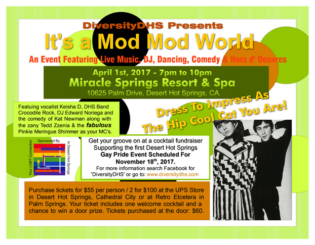 Mod Mod World Party At Miracle Springs Spa Hotel